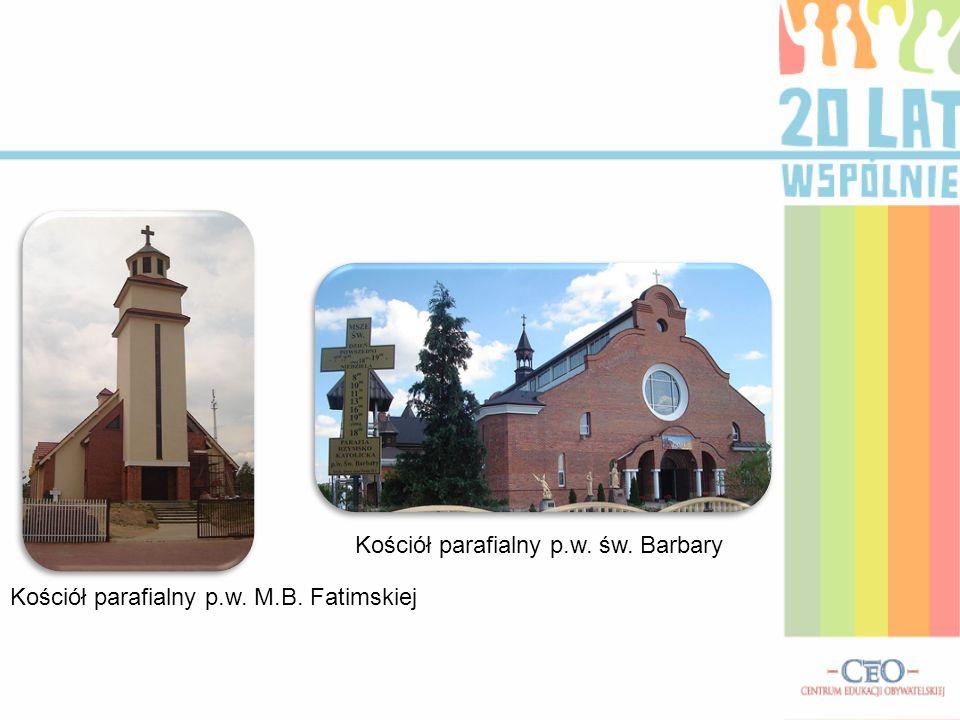 Kościół parafialny p.w. św. Barbary