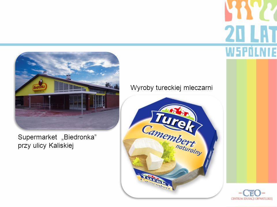 Wyroby tureckiej mleczarni