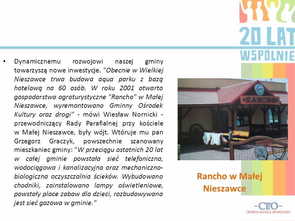 Rancho w Małej Nieszawce