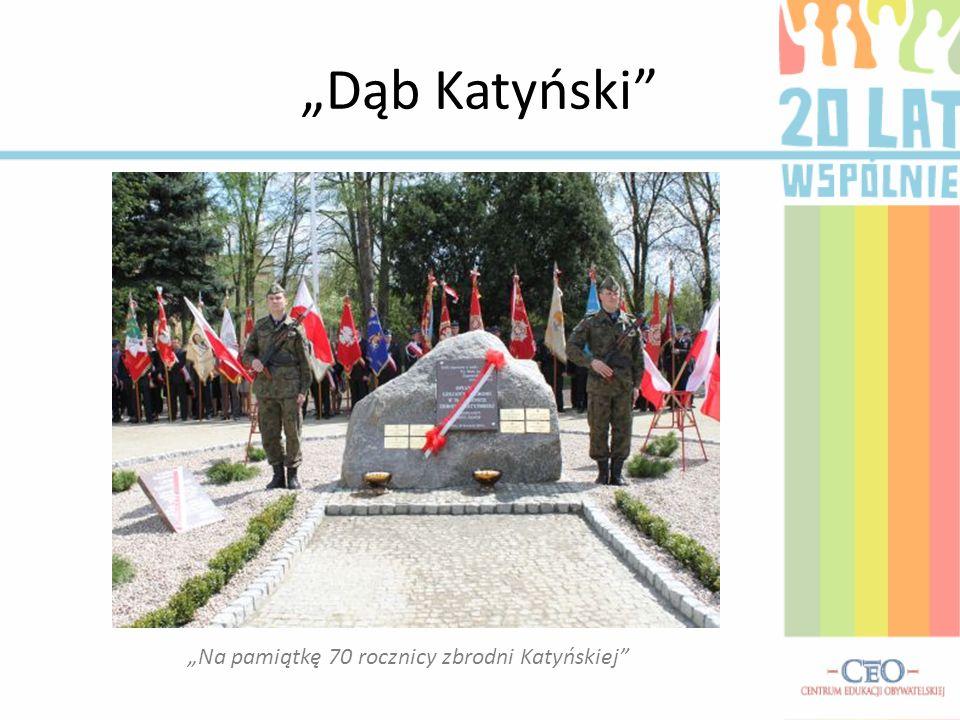 """""""Na pamiątkę 70 rocznicy zbrodni Katyńskiej"""