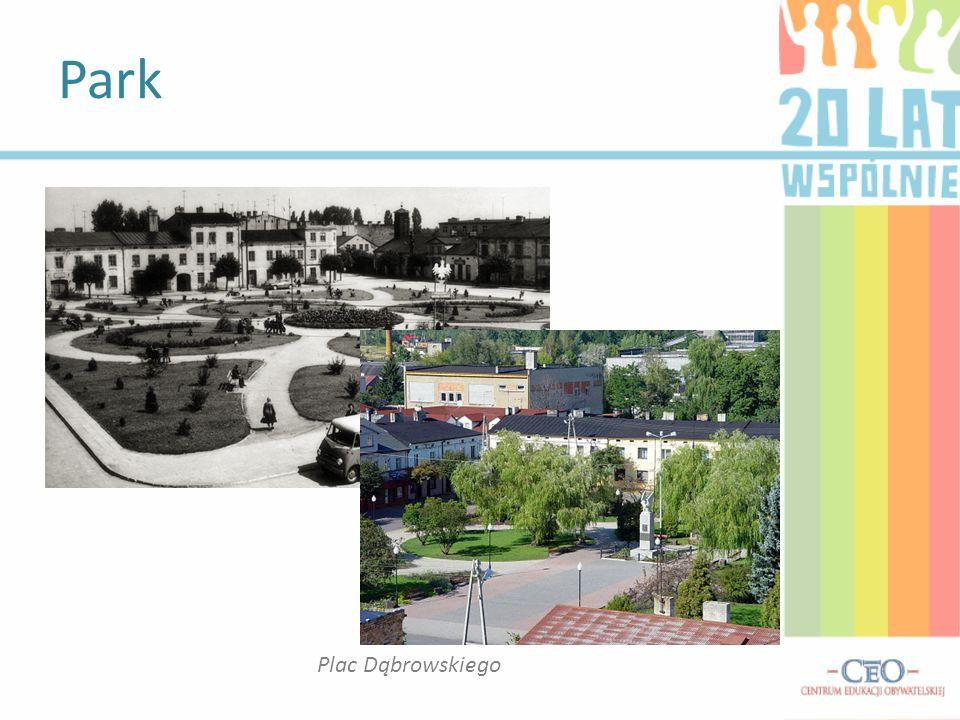 Park Plac Dąbrowskiego
