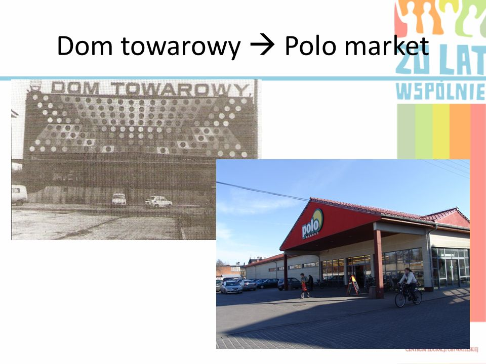Dom towarowy  Polo market