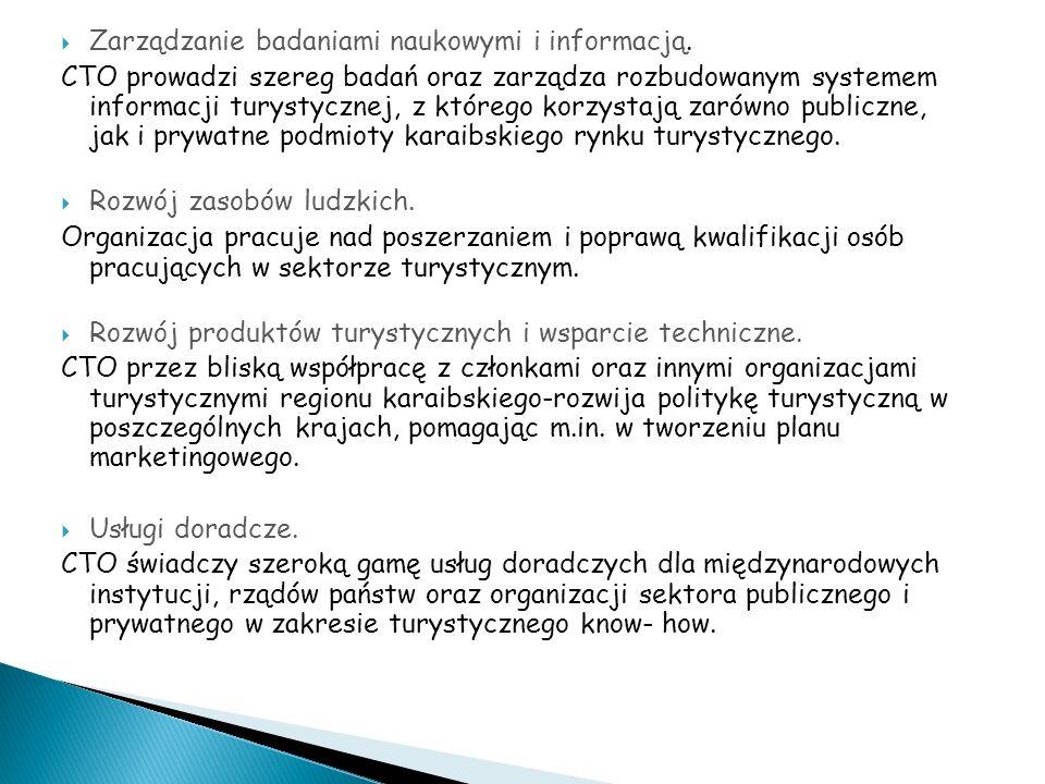 Zarządzanie badaniami naukowymi i informacją.