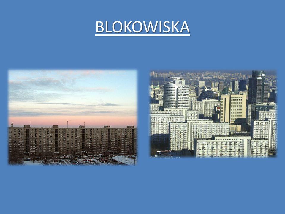 BLOKOWISKA