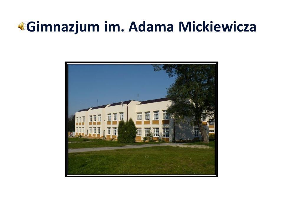Gimnazjum im. Adama Mickiewicza