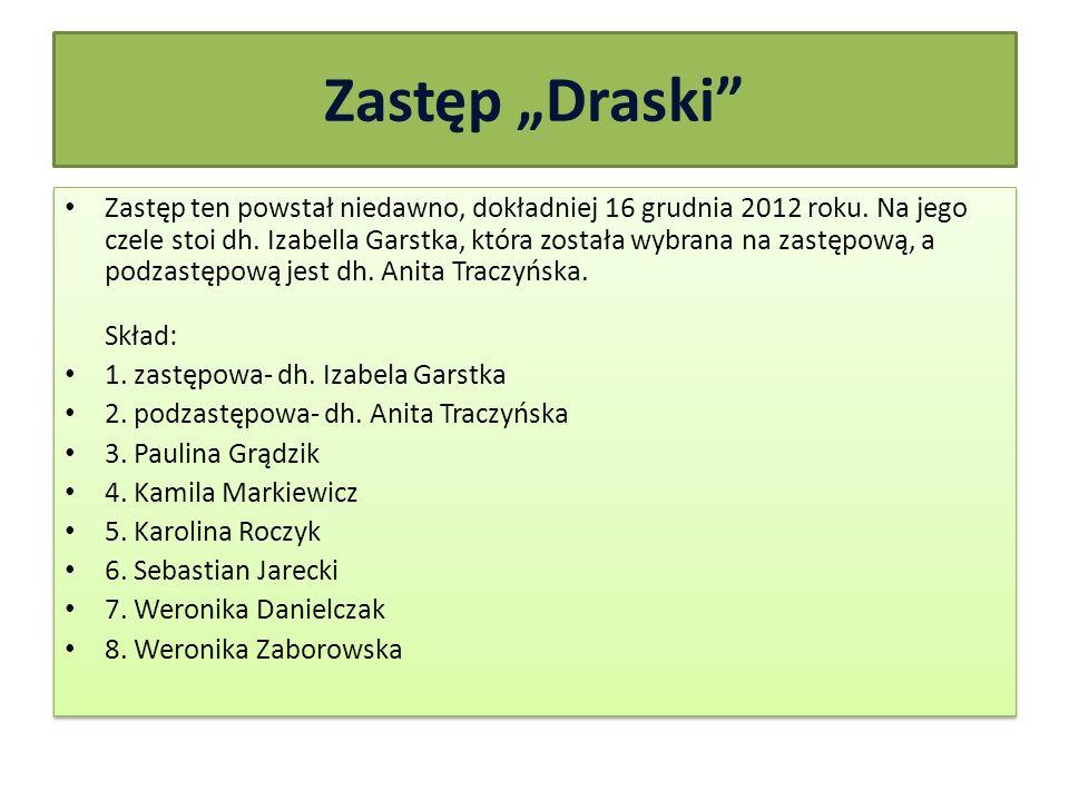 """Zastęp """"Draski"""