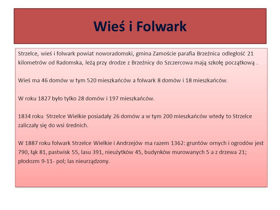 Wieś i Folwark