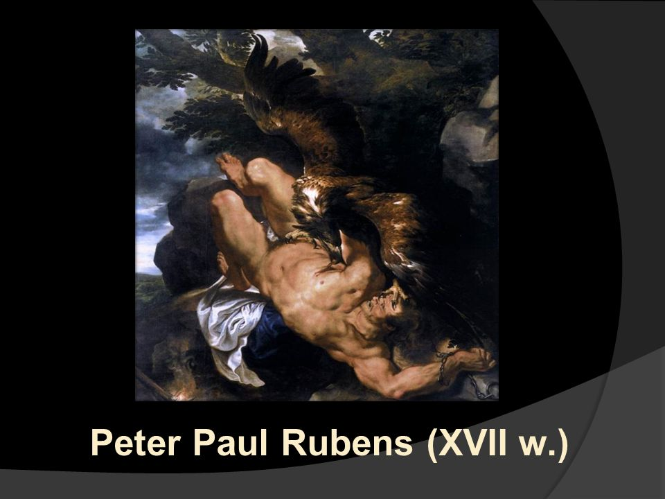 Peter Paul Rubens (XVII w.)