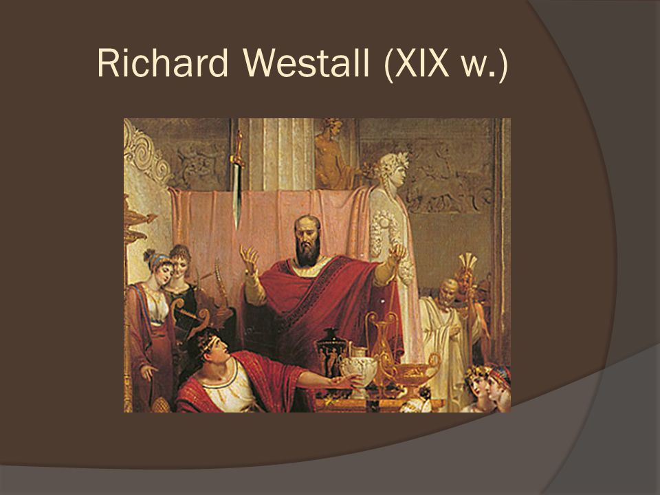 Richard Westall (XIX w.)