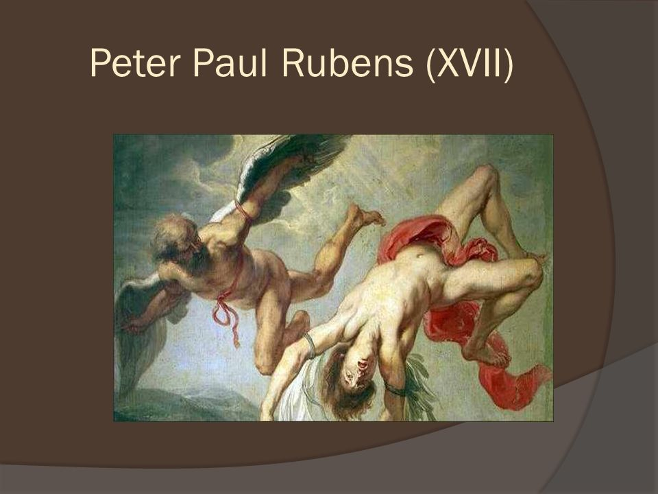 Peter Paul Rubens (XVII)