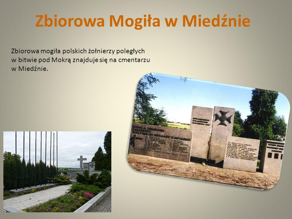 Zbiorowa Mogiła w Miedźnie