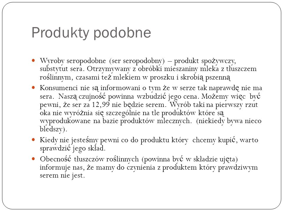 Produkty podobne