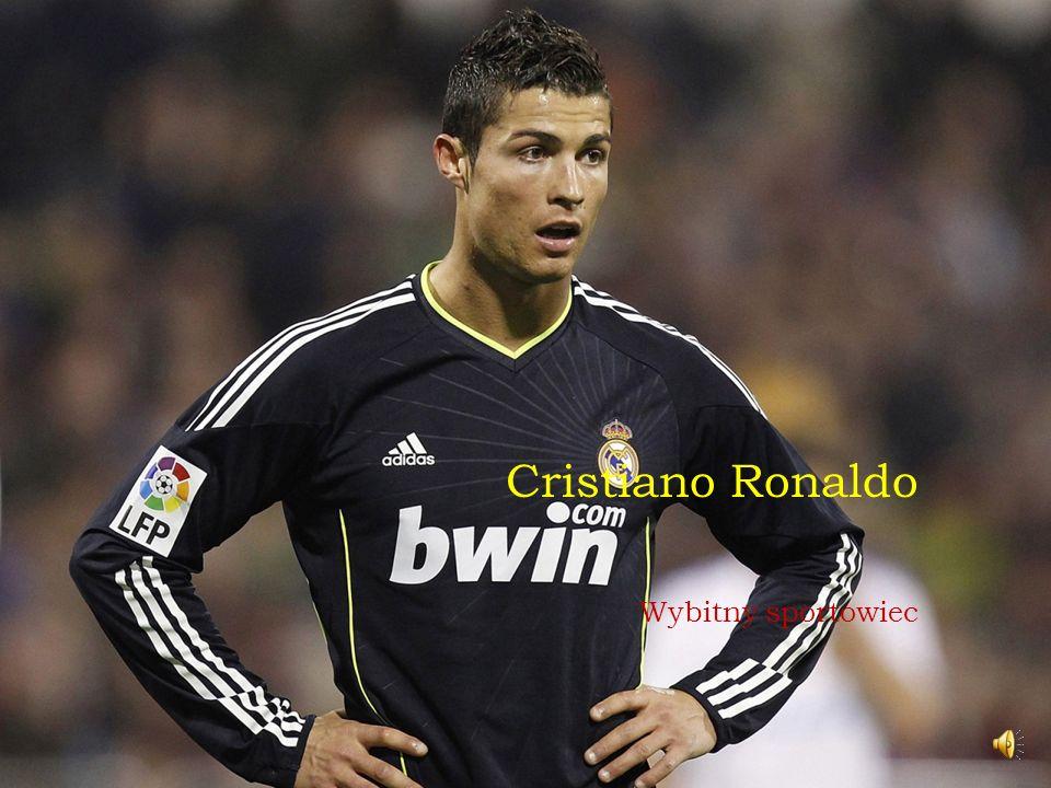 Cristiano Ronaldo Wybitny sportowiec