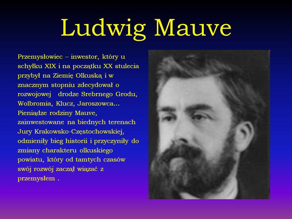 Ludwig Mauve Przemysłowiec – inwestor, który u