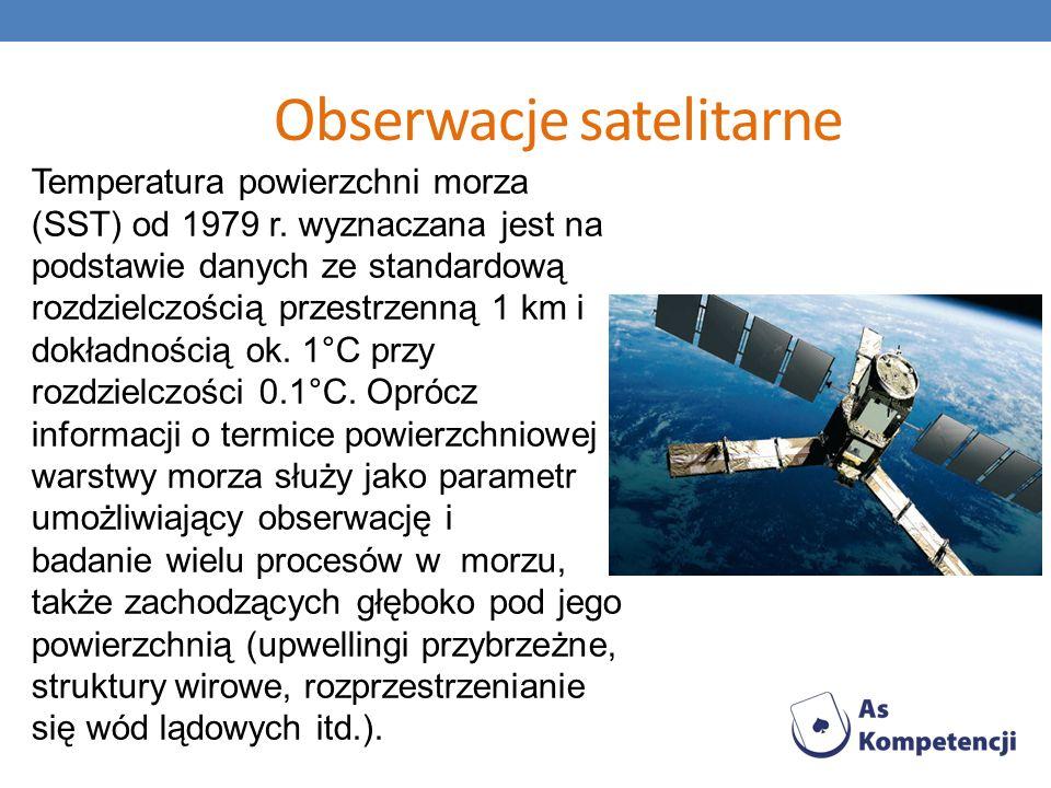 Obserwacje satelitarne