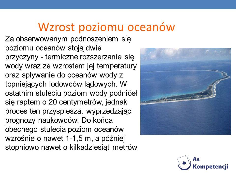 Wzrost poziomu oceanów