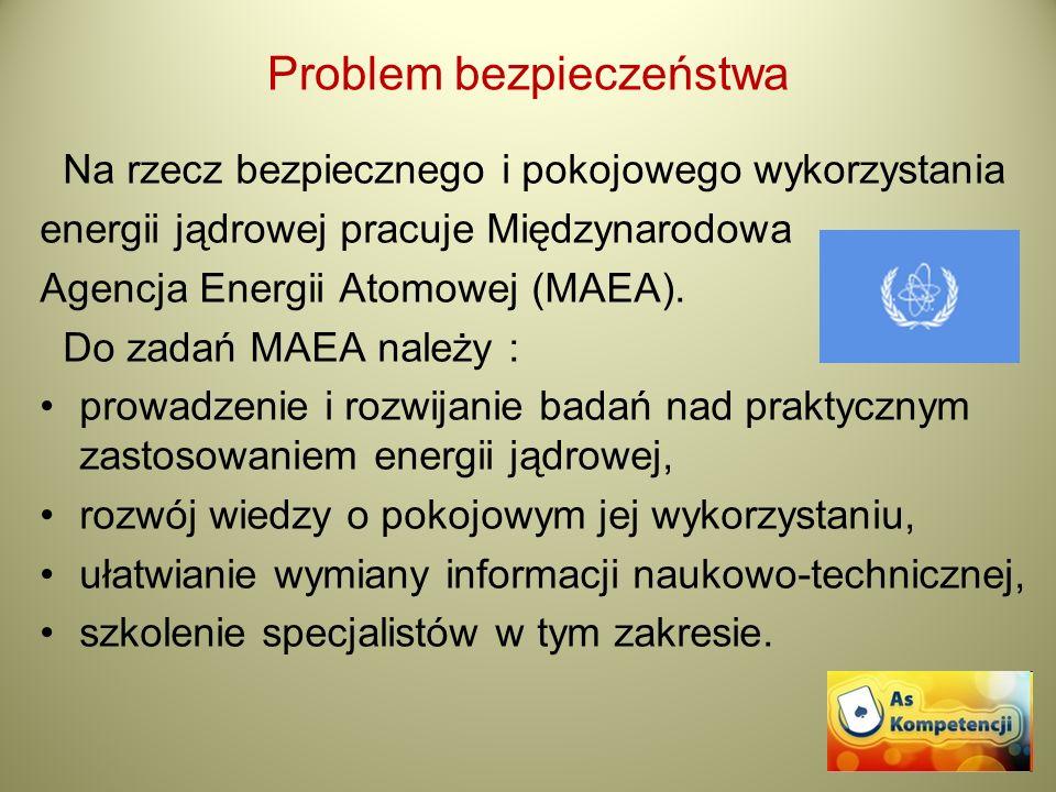 Problem bezpieczeństwa