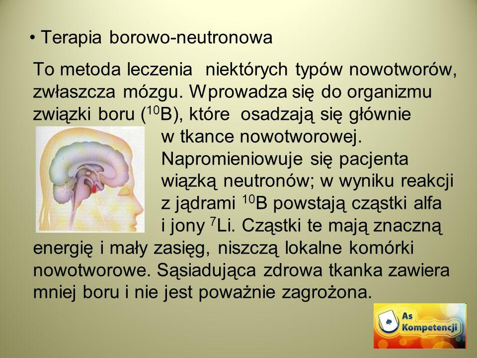 Terapia borowo-neutronowa