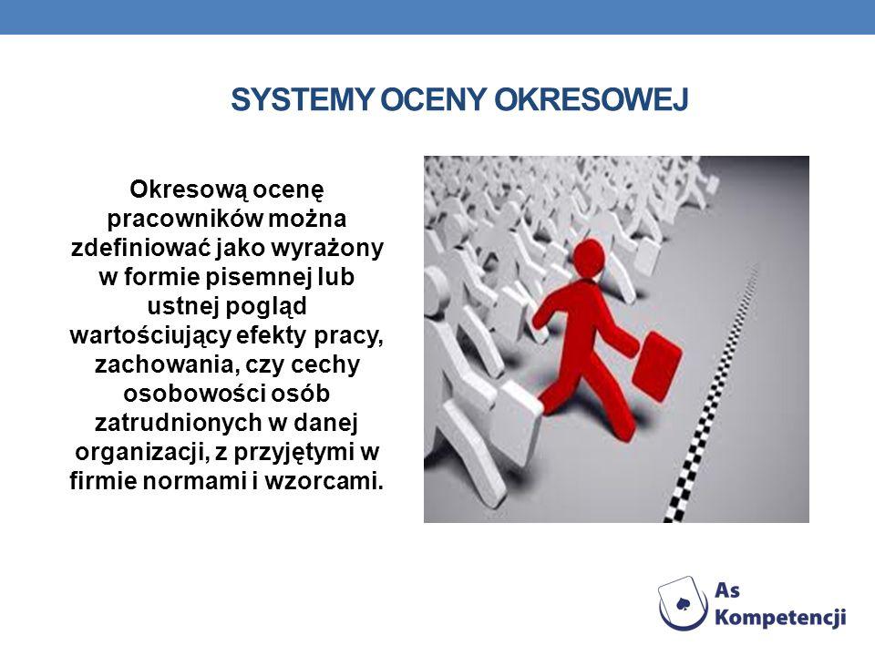 Systemy oceny okresowej