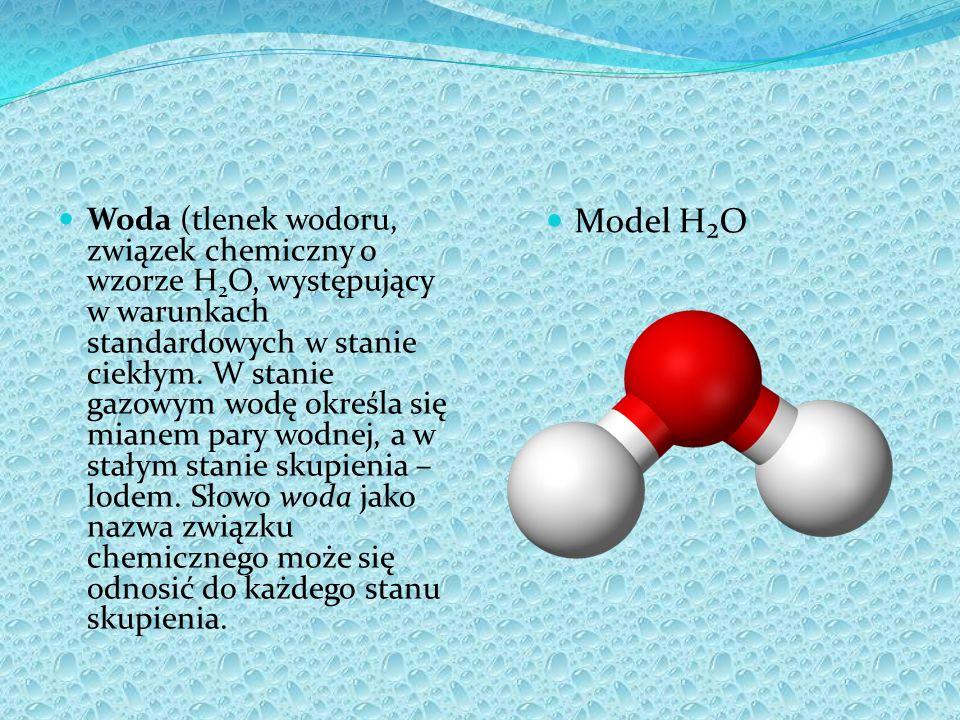Model H₂O