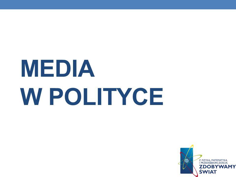 Media w polityce
