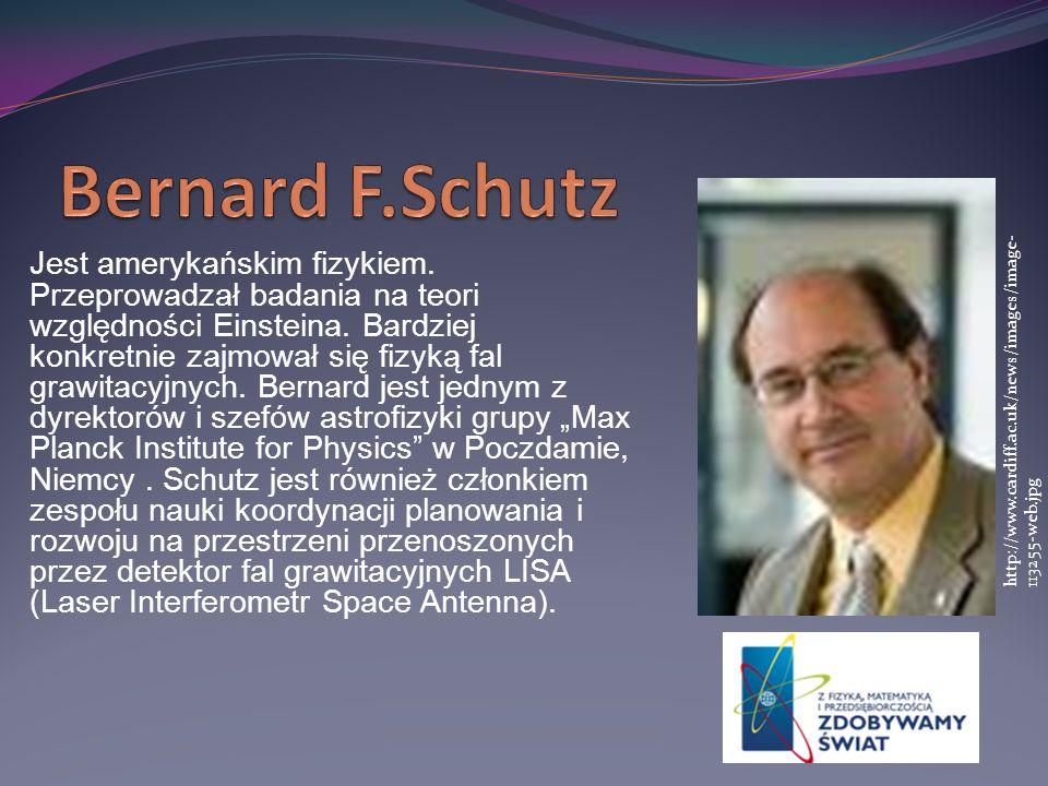Bernard F.Schutz