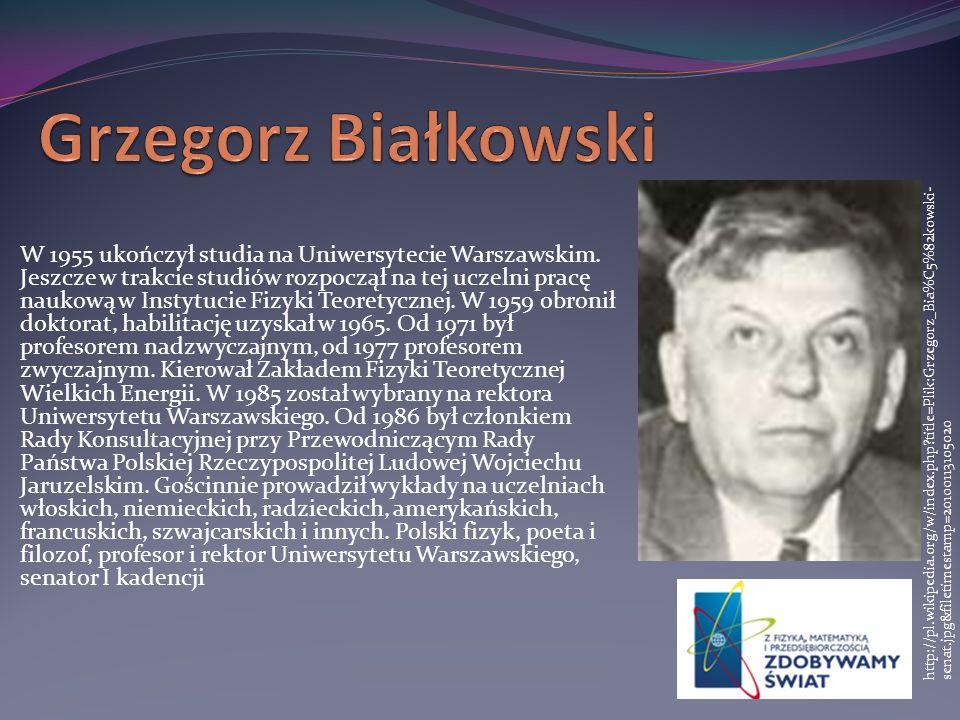 Grzegorz Białkowski