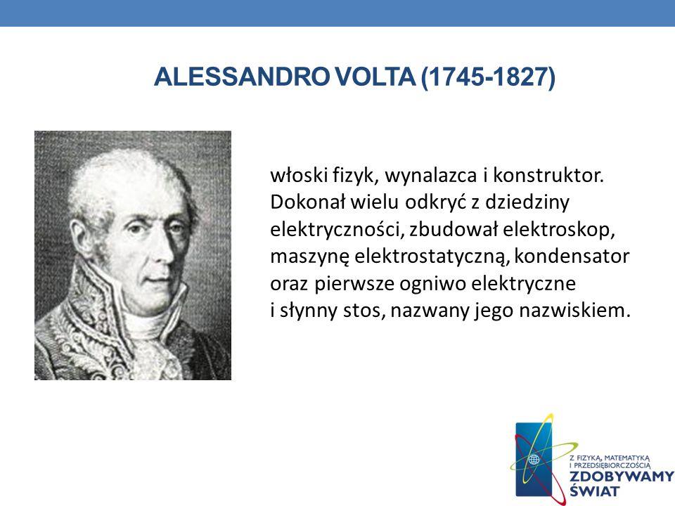 Alessandro Volta (1745-1827)