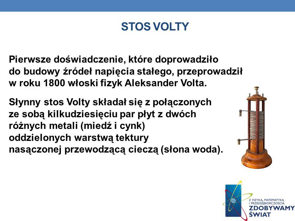 Stos Volty