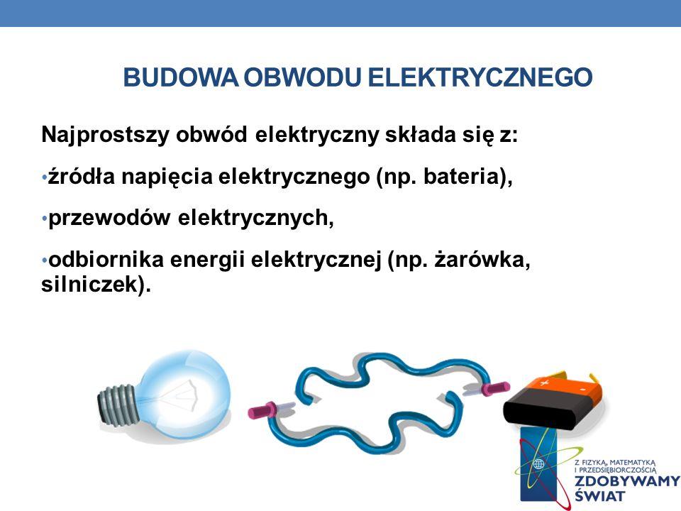 Budowa obwodu elektrycznego