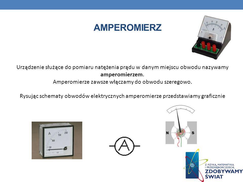 Amperomierz