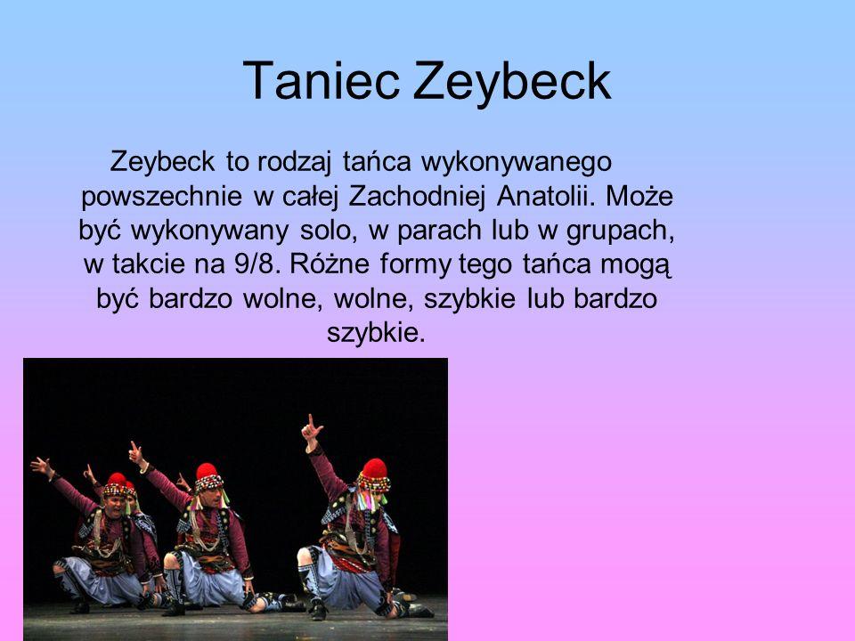 Taniec Zeybeck