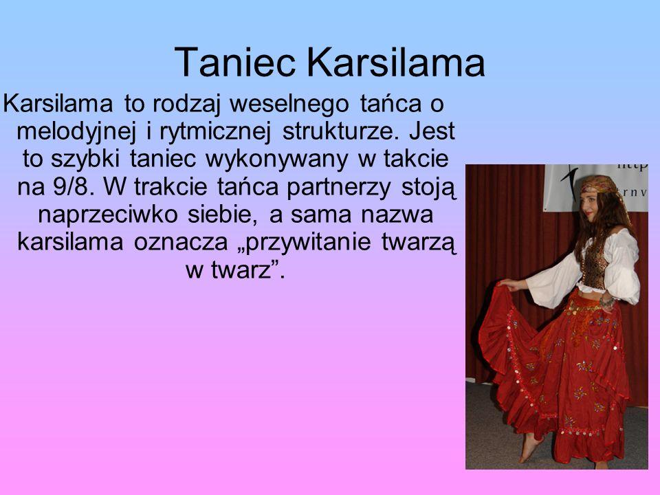 Taniec Karsilama