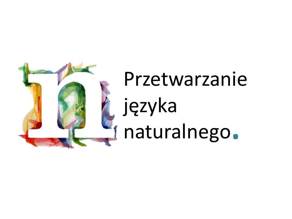 Przetwarzanie języka naturalnego