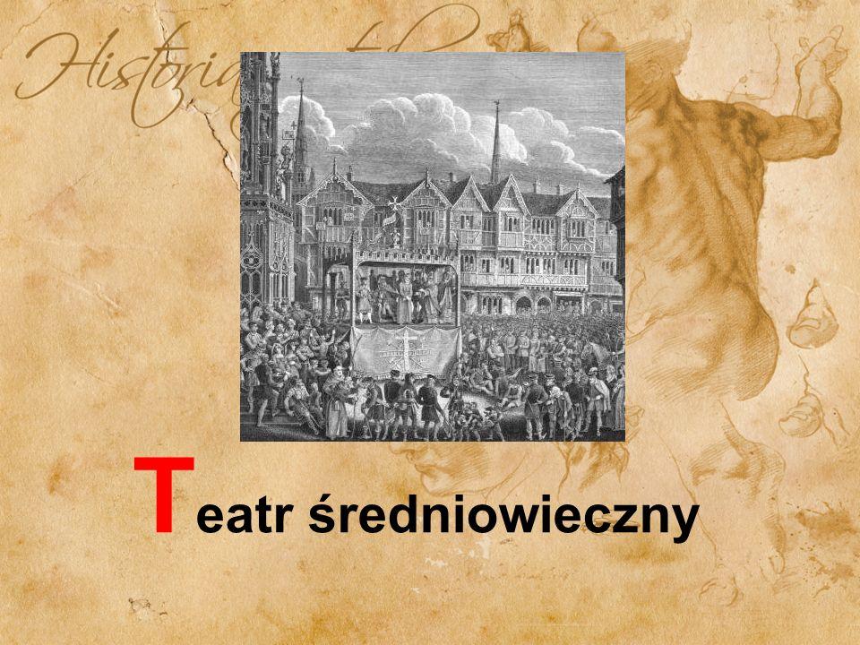 Teatr średniowieczny