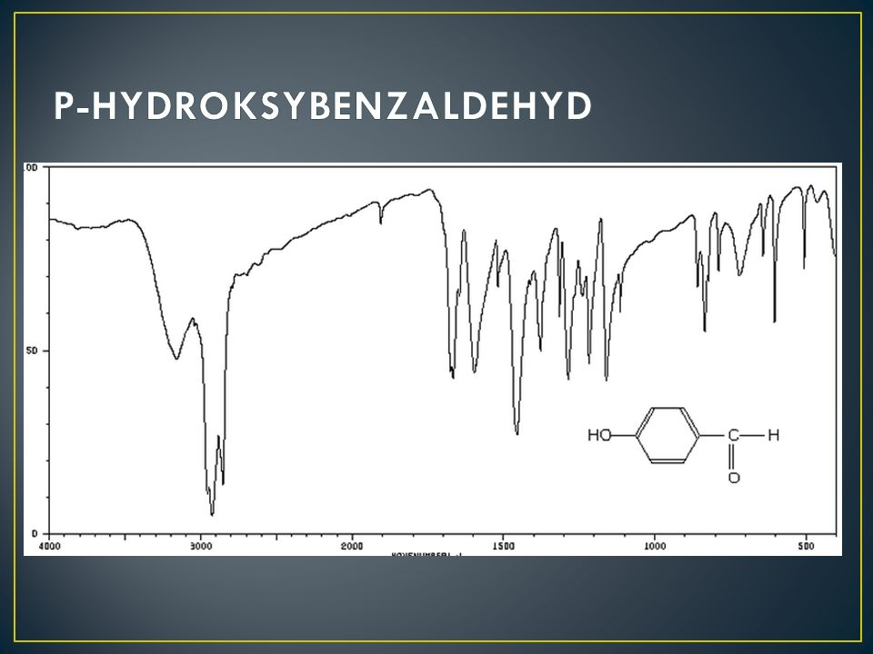 P-HYDROKSYBENZALDEHYD