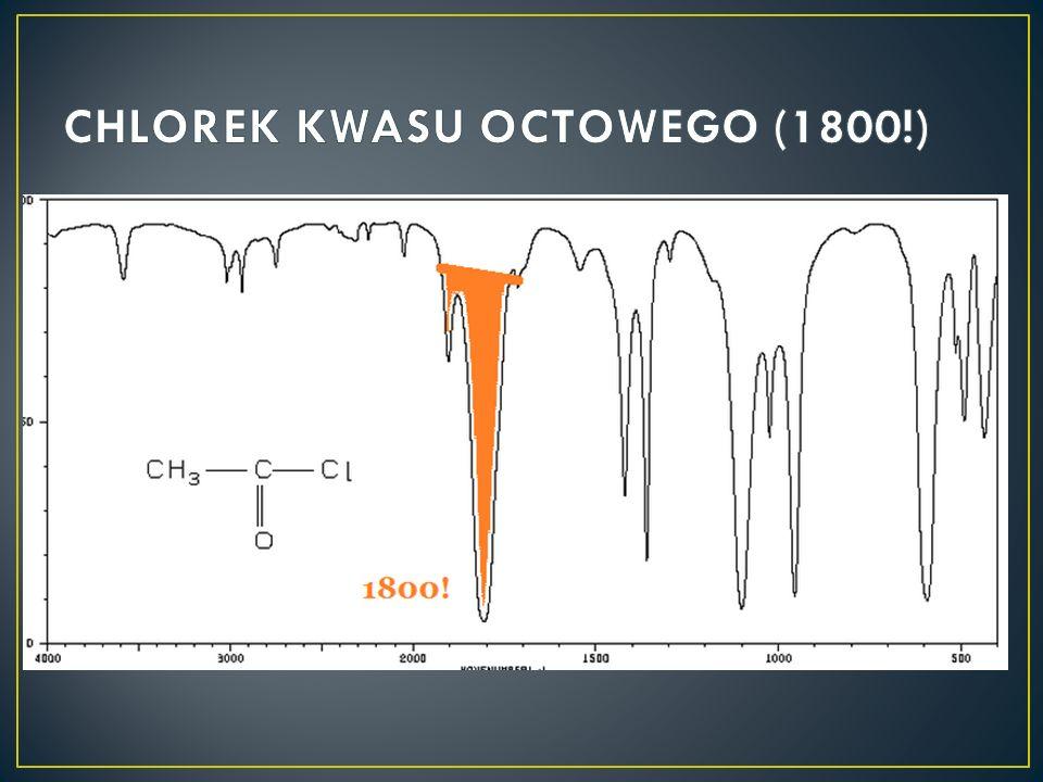 CHLOREK KWASU OCTOWEGO (1800!)