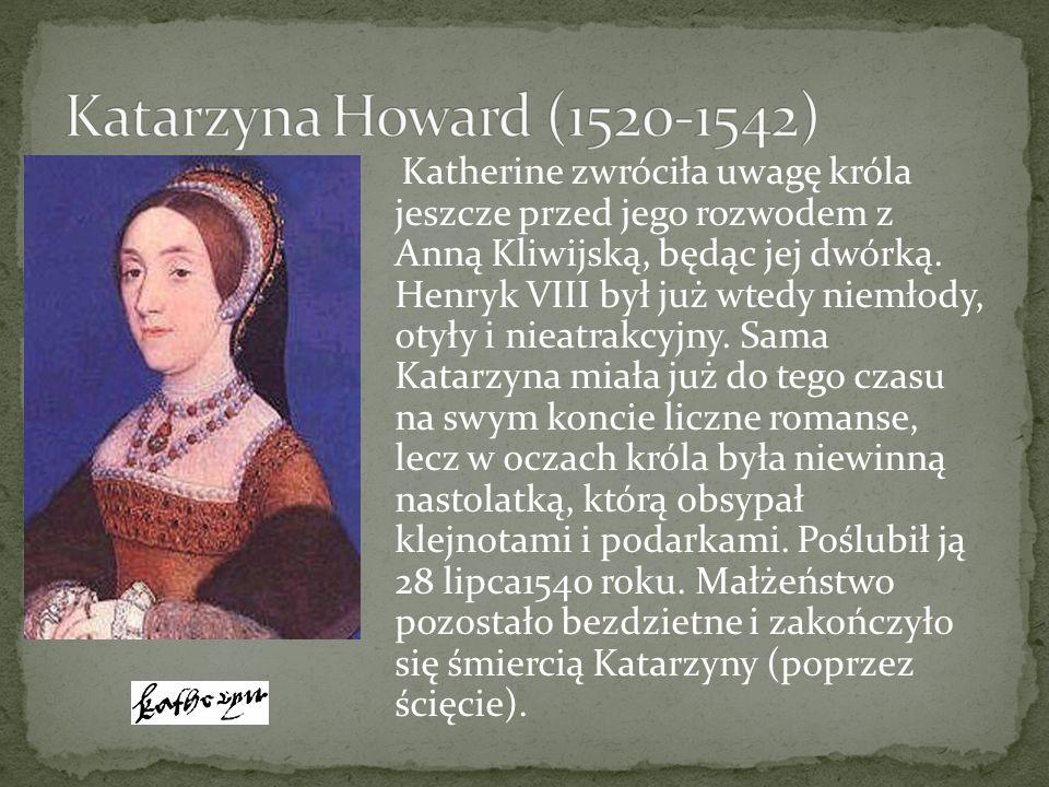 Katarzyna Howard (1520-1542)