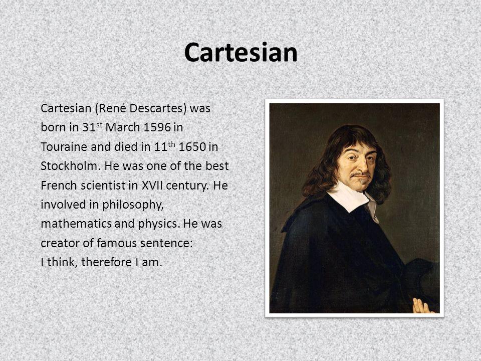 Cartesian