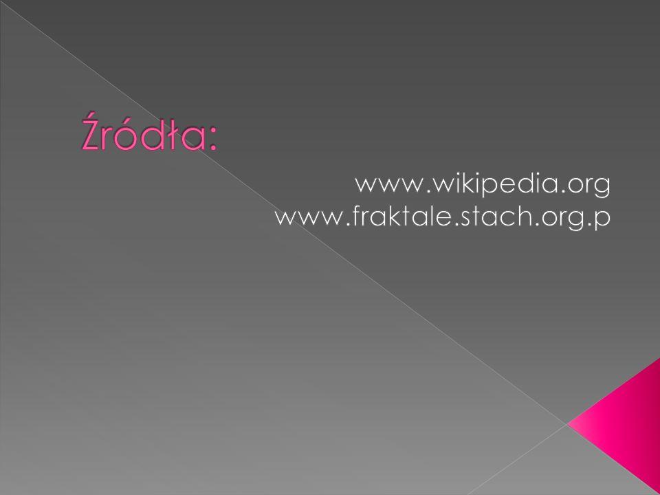 www.wikipedia.org www.fraktale.stach.org.p