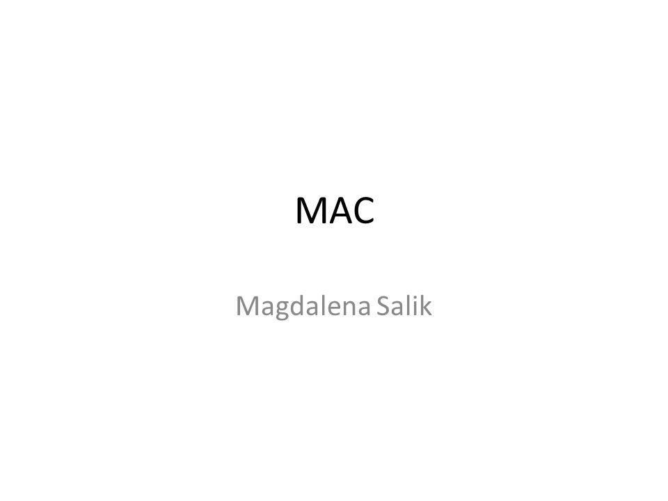 MAC Magdalena Salik