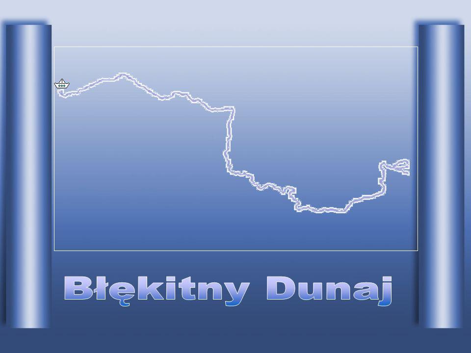 Błękitny Dunaj