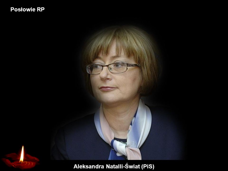Aleksandra Natalli-Świat (PiS)
