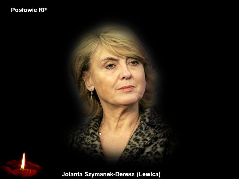 Jolanta Szymanek-Deresz (Lewica)