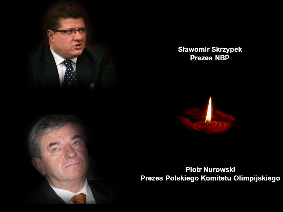 Prezes Polskiego Komitetu Olimpijskiego
