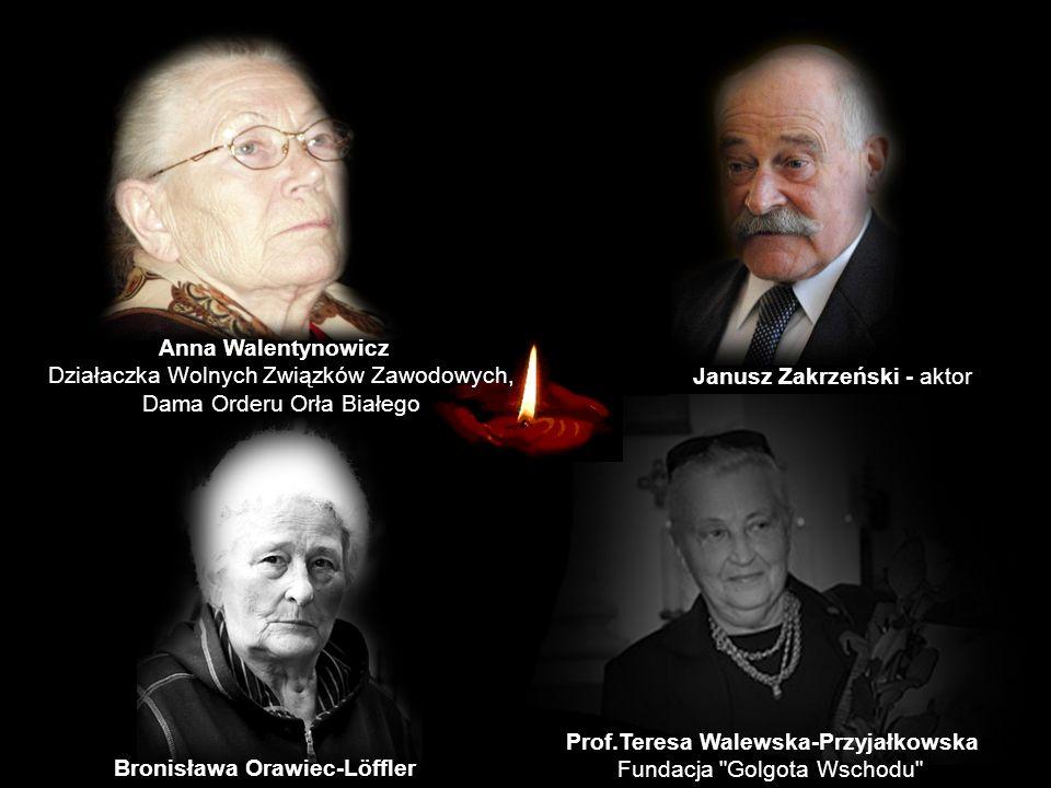 Prof.Teresa Walewska-Przyjałkowska
