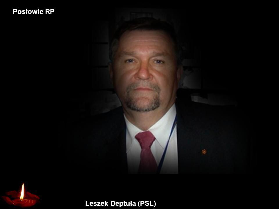 Leszek Deptuła (PSL) Posłowie RP