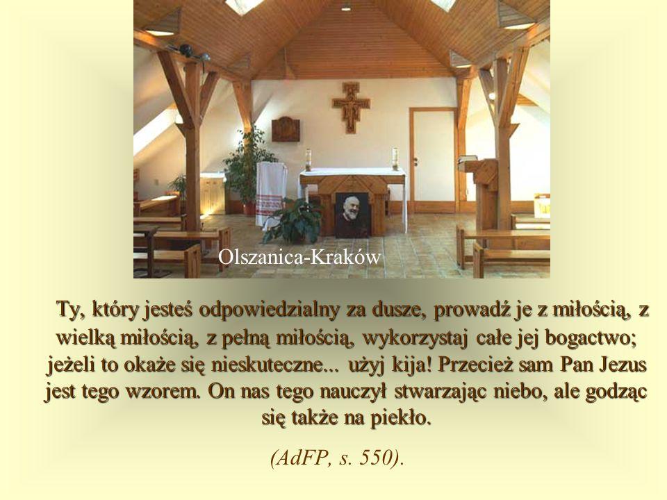 Olszanica-Kraków
