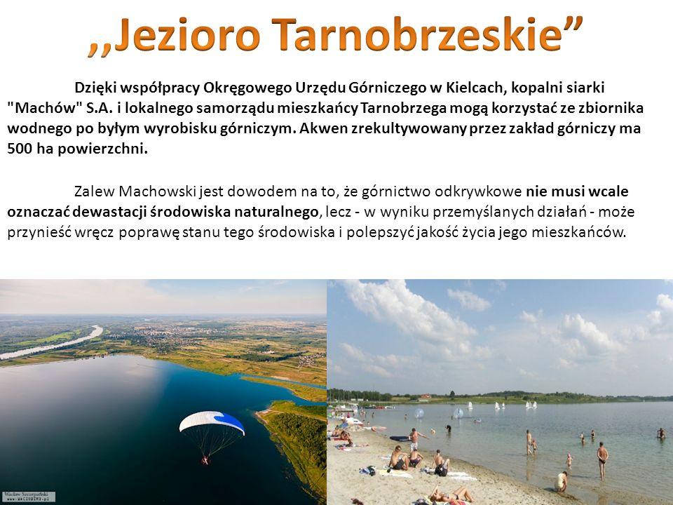 ,,Jezioro Tarnobrzeskie