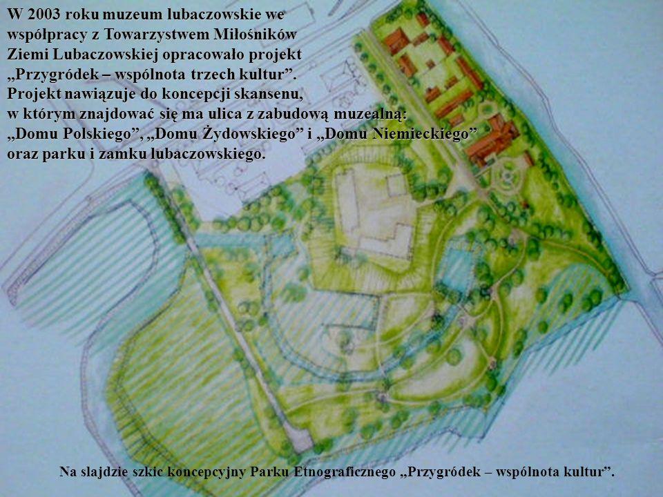 W 2003 roku muzeum lubaczowskie we
